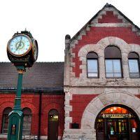 1888 Union Depot - Riverfront Comm. Center, Ливенворт