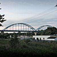 Centennial Bridge - Built 1955, Ливенворт