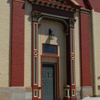 Fort Leavonworth Door, Ливенворт