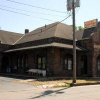 Leavonworth Train Station (Santa Fe Depot Diner), Ливенворт