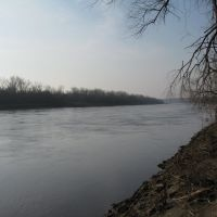 Missouri River Gray as Sheet Metal, Ливенворт