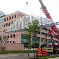 Gateway to KCKS Installation & EPA building, Манхаттан