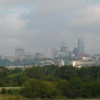 Kansas City Skyline, Манхаттан