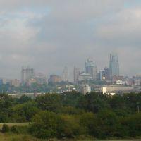 Kansas City Skyline, Манхаттан