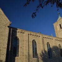 St. Mary Church, KCKS, Манхаттан