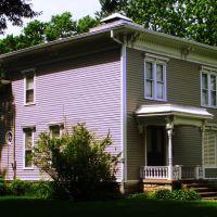 Emily Loomis House - 1886, Мерриам