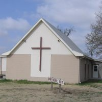 Curtis, NE: Garden Prairie UMC, south of town, Нортон