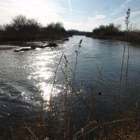 Platte River at HWY 183, Нортон
