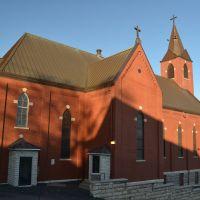 St. John the Baptist Church, KCKS, Обурн