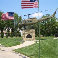 Veterans Memorial, Emporia, KS, Овербрук