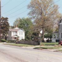 Suburban streets of Lawrence, Овербрук