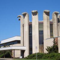 banana building, US Safety, Lenexa, KS, Овербрук