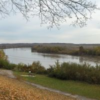 Missouri River, Овербрук