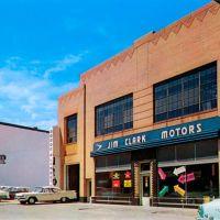 Jim Clark Motors in Lawrence, Kansas, Овербрук