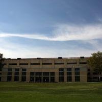 Allen Fieldhouse, Овербрук