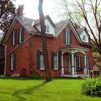 E.C. Chase Home - 1869, Оверленд-Парк