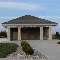 Kansas Veterans Cemetery in Fort Riley, Огден