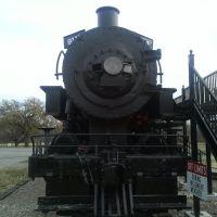 Main Post Steam Engine, Огден