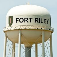 Fort Riley, Огден