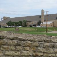 1889 Eastern Riding Arena, Fort Riley, Kansas, Огден