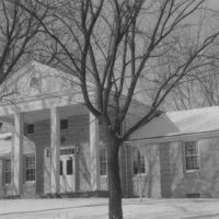 Ft. Riley: American Red Cross Administration Building and Residence of the Field Director - 15 DEC 1957, Огден