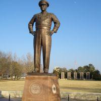 Dwight D. Eisenhower, Eisenhower Museum, Abeline, KS, Палмер