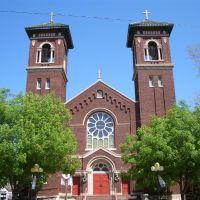 Seven Dolors Catholic Church, Manhattan, KS, Палмер