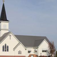 Christ Lutheran Church, Палмер