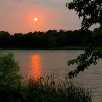 Sun Set, Палмер
