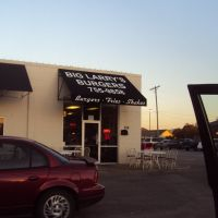 Big Larrys Burgers, Парк-Сити