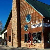 Karg Art Glass in Kechi, Kansas, Парк-Сити