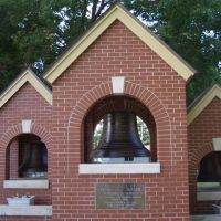 Bells of St. Marys Parish, east of St. Patricks Church, Parsons, KS, Парсонс