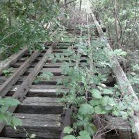 Old Katy Railroad Trestle, Парсонс