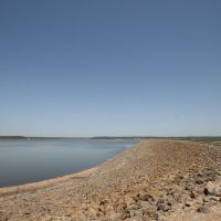 Dam at Lake Perry, Перри