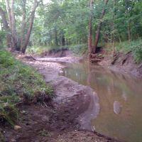 A creek, Перри