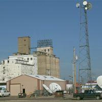 H. D. Lee-Warren Mill, Grain Elevators, Southwest, Салина