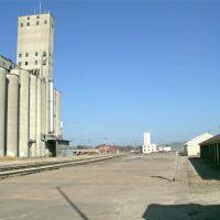 Central Kansas Railway Inc., Former location of Train Depot, Storage Dock, Салина