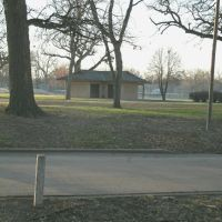 Oakdale Park, Tennis Court outhouse, Салина