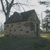 Oakdale Park, Westside of North Outhouse, Салина