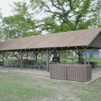 Oakdale Park, Shelter 1, North side, Салина