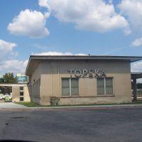 Topeka Railway Station, Топика