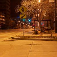 Down the street., Топика