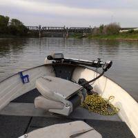 Kansas River, Форт-Райли