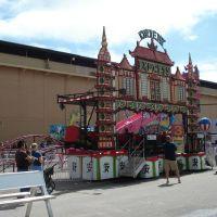 Orient Express,2008 Kansas State Fair,Hutchinson,Kansas,USA, Хатчинсон