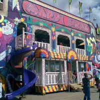 Mardi Gras,2008 Kansas State Fair,Hutchinson,Kansas,USA, Хатчинсон
