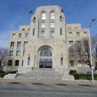 Reno County courthouse, Hutchinson, KS, Хатчинсон