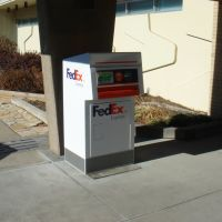 FedEx Drop Box, Хэйс