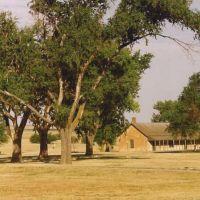 Okd Fort Hays, Kansas, Хэйс