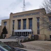 Ellis County Court House, Hays, KS, Хэйс