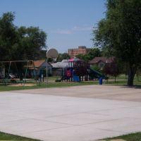 Park in Hays, Хэйс